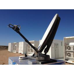 C-Comsat Driveaway Antenna 1200 (Ku and X Bands)