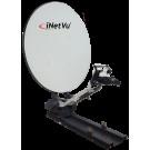 C-Comsat Driveaway Antenna 1801 (Ku, C Bands)