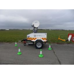 C-Comsat Driveaway Antenna Ka-75V (Ka-Band)