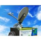 C-Comsat Driveaway Antenna Ka-98H (Ka-Band)