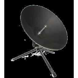 C-Comsat Flyaway Antenna  (Manual Ku/Ka/X Band ManPack)