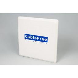 CableFree Amber Crystal IHPR MIMO AC2X2 Radio