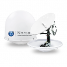 Norsat MarineLink 1.0m Ku-Band Maritime Antenna