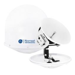COM150X Norsat MarineLink 1.5 m X-Band Maritime Antenna