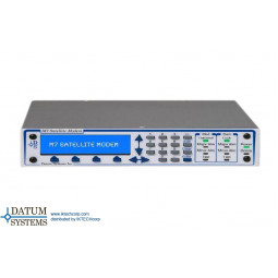 Datum M7D IF-Band & M7LD L-Band Modular Satellite Dual-Demodulator