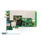SED Systems Decimator D3 Digital Spectrum Analyzer Card