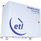 ETL StingRay RF Over Fibre ODU, 10 modules, 200 series