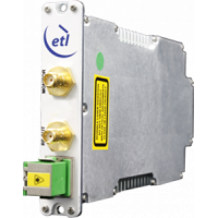ETL StingRay200 series High Gain AGC L-band Receive Fibre Converter with Mon port