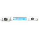GNS-101-1U ETL Genus 1U Modular RF Distribution Chassis