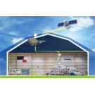 Foxcom Inmarsat & GPS Optical Repeater for Hangars
