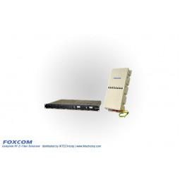 Foxcom 4005 VSAT Pro Bidirectional System Fiber Optic