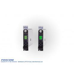 Foxcom Platinum L-Band PL7230T [PL7230T1550] / PL7230R10 UpLink High Power Input 10 dB Optical Budget