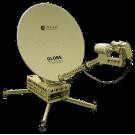 Norsat GLOBETrekker 1.2 m Ka-Band Auto Acquire Flyaway Antenna