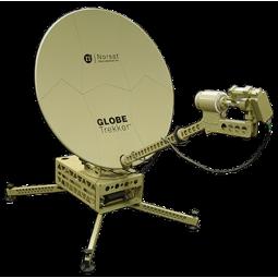 Norsat GLOBETrekker 1.2 m X-Band Auto Acquire Flyaway Antenna