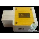 GeoSat KU-Band Waveguide Isolator WR28 (27.5~31.0GHz)