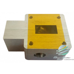 GeoSat KU-Band Waveguide Isolator WR75 (13.75-14.5GHz)