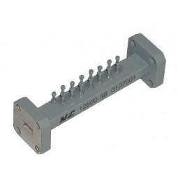 Microwave Ka-Band Bandpass Filter Model 12800