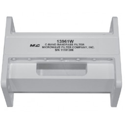 MFC-13961W Microwave C-Band Interference Elimination Filter Model 13961W