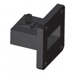 MFC-18159 Microwave X-Band Waveguide to Coax Adaptor Model 18159