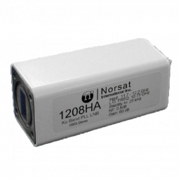 1207HAF Norsat 1000 Ku-Band ( 11.70 - 12.20 GHz ) Single Band PLL LNB Model 1207HAF