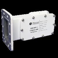 Norsat C-Band (4.0 - 4.20 GHz)  Pass Filter Model 3200N-BPF-6