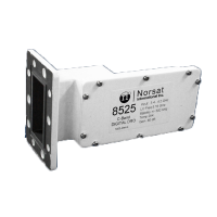 Norsat 8000 C-Band (3.625 - 4.8 GHz) DRO LNB Model 8000RIN