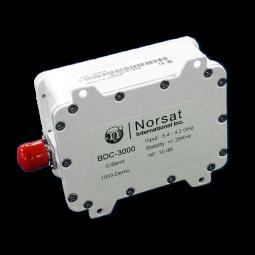 Norsat Single-Band C-Band BDC BDC-3000FP