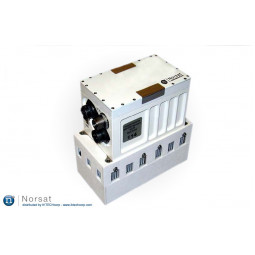 Norsat SSPA-ATOMKU040-S Standard Ku-Band 40W SSPA Solid State Power Amplifier ATOM Series