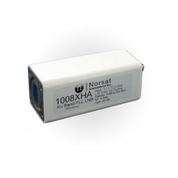 Norsat 1008XHA KU-BAND External Reference LNB F or N Type Connector Input 1000XH Series