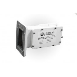 Norsat 3020X-2 C-BAND External Reference LNB F or N Type Connector Input 3000X-2 Series