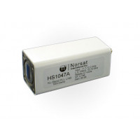 Norsat HS1047A KU-BAND PLL LNB F or N Type Connector Input HS1000 Series