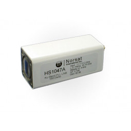 Norsat HS1058B KU-BAND PLL LNB F or N Type Connector Input HS1000 Series