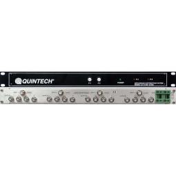 Quintech LS4 2150/4X16A - Quad 4-Way Active Splitter 950-2150 MHz