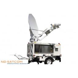 NDMobileStation ND SatCom 2.4m Mobile Station Antenna
