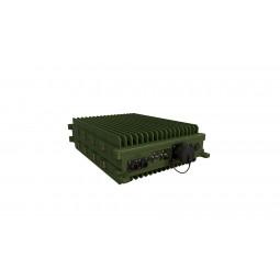 SpaceBridge MU7400 Military-Grade SATCOM-on-the-Move/Trunking VSAT Router