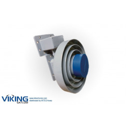 VIKING FEED-1329 Dual Polarity C band Linear Prime Focus Feed