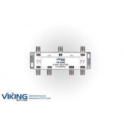 VIKING VS-S206 6 Port L-Band Satellite Splitter