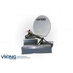 VIKING VS-120QDKU-AP 1.2 Meter Quick Deploy Motorized Auto-Point Antenna