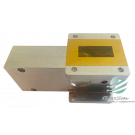GeoSat X-Band Waveguide Isolator WR112 (7.25GHz - 7.75GHz)