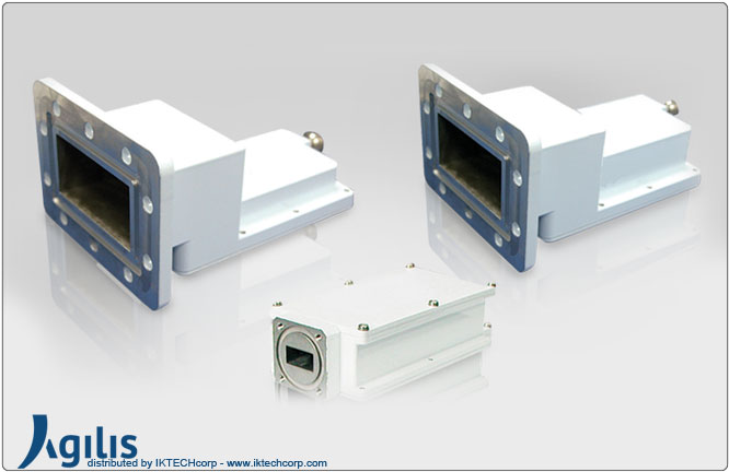 Agilis ACA Series LNB C-Band Low Noise Block (LNB) N Output Connector Frequency Image Picture