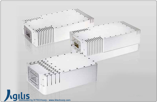 Agilis ALB 180 Series 10W BUC (Block Up Converter) C-Band N Input Connector Frequency Image Picture