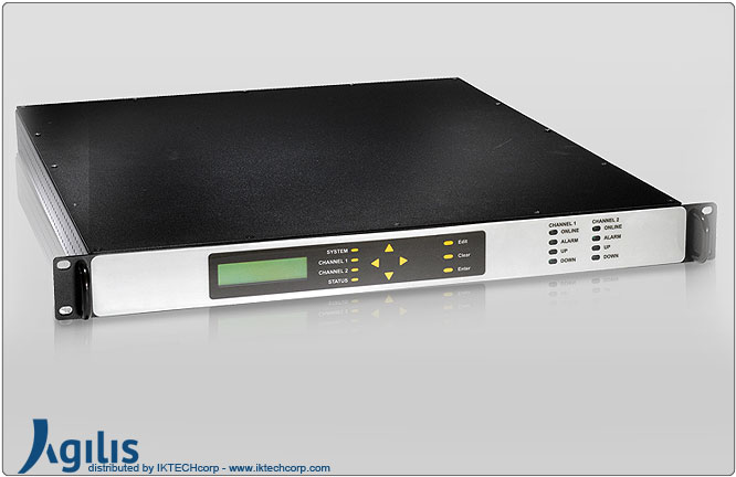 Agilis ACU 48 Series IL/F-Band to X-Band Up Converter Frequency Image Picture