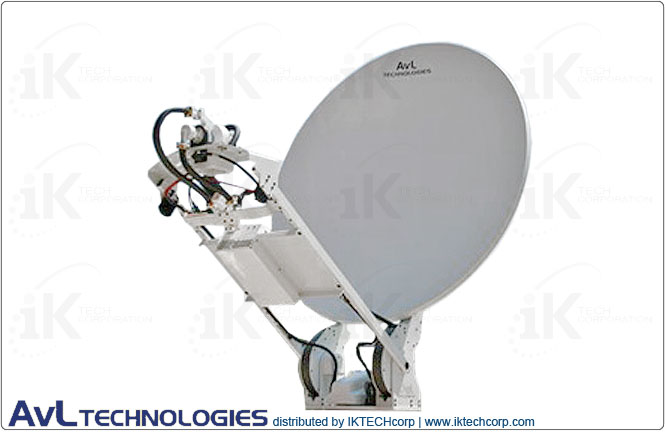AvL 1200 Standard SNG / Military 1.2m Standard Transportable Vehicle-Mount Satellite Antenna 2-Port Ku-Band Product Picture, Price, Image, Pricing