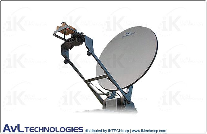 AvL 1578 Premium 1.5m Motorized Transportable Vehicle-Mount Satellite Tx/Rx Antenna 2-Port Precision Ku-Band Product Picture, Price, Image, Pricing