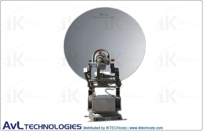AvL 1810 Premium SNG/Military 1.8m Motorized Transportable Quad-Band Vehicle-Mount Satellite Tx/Rx Antenna 2-Port Precision C-Band Product Picture, Price, Image, Pricing