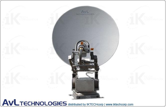 AvL 1810 Premium SNG/Military 1.8m Motorized Transportable Quad-Band Vehicle-Mount Satellite Tx/Rx Antenna 2-Port Precision Ka-Band Picture, Price, Image, Pricing