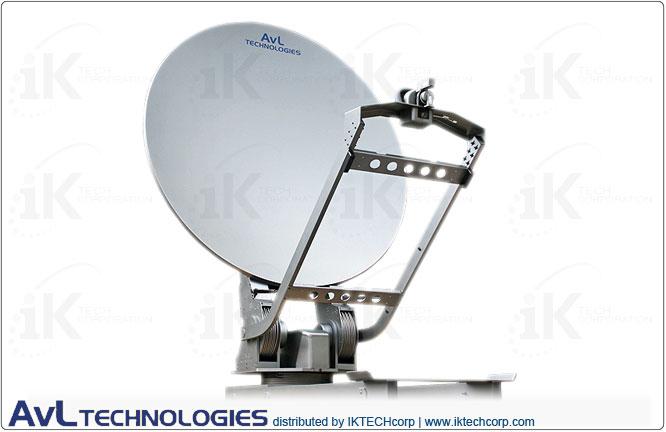 AvL 1878 Premium 1.8m Motorized Transportable Vehicle-Mount Satellite Tx/Rx Antenna 2-Port Precision Ku-Band Product Picture, Price, Image, Pricing