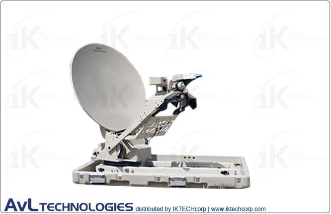 AvL 880FA 85cm Premium Mobile VSAT Motorized Transportable Mobile Antenna 2-Port Precision Ku-Band Product Picture, Price, Image, Pricing
