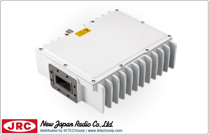 New Japan Radio NJRC NJT5669F 5W C-Band (Standard 5.85 to 6.425 GHz) Block Up Converter BUC F-Type Connector Input Product Picture, Image, Price, Pricing