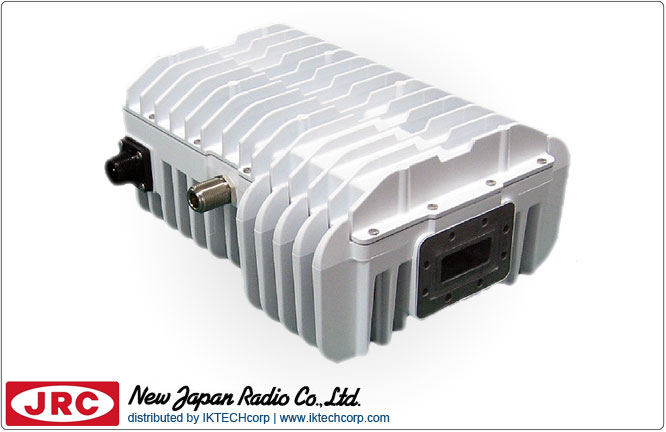 New Japan Radio NJRC NJT5760F 8W C-Band (Standard 5.85 to 6.425 GHz) Block Up Converter BUC F-Type Connector Input Product Picture, Image, Price, Pricing